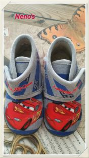 Zapatilla Disney cars