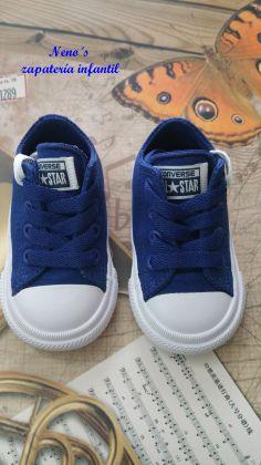Converse chuk taylor azul
