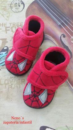 Zapatillas Ani telaraña