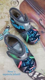 Zapatillas Vulca-Bicha galaxia