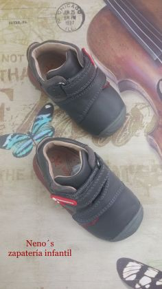 Zapatos Garvalin Biomecanics burdeos
