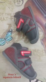 Zapatos Garvalin Biomecanics burdeos
