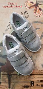 Sneaker Acebos velcros