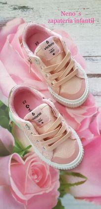 Zapatillas Victoria glitter