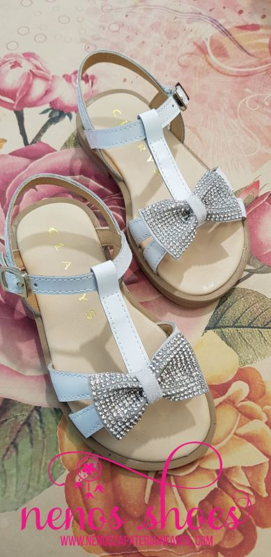c95bfb6da8 Verano para niñas,sandalias de Clarys modelo 6481 en Nenoshoes.compra