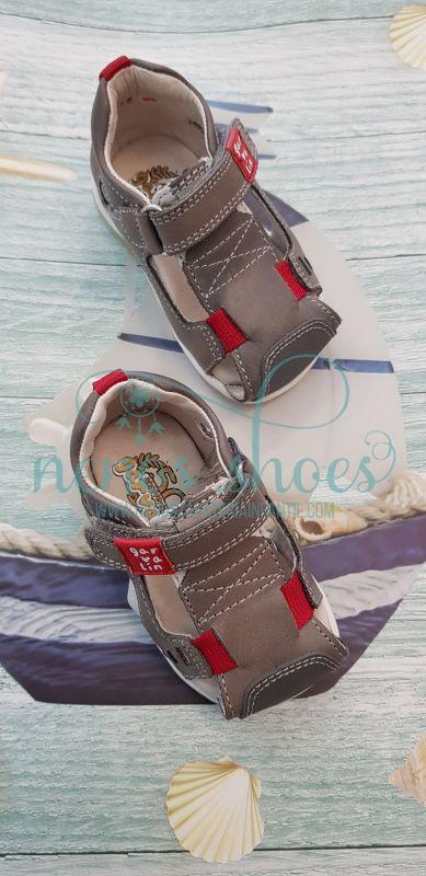 a35aba34d Zapato sandalia de Garvalin para niños