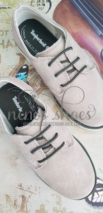 Zapatos Timberland cordones verdes
