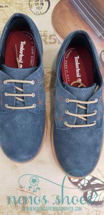 Zapatos Timberland suela roja