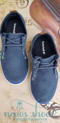 Zapatillas Timberland azul