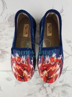 Zapatillas Vulca-bicha super héroe