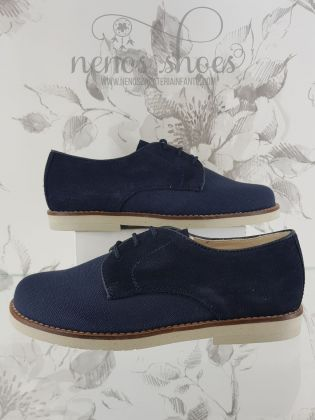 Zapatos Gulliver marino Comunion