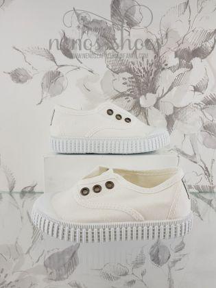 Zapatillas Victoria elástico