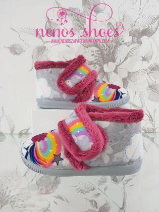 Zapatillas Vulca-bicha unicornio