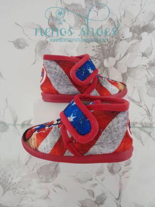 Zapatillas Vulca-Bicha capitán