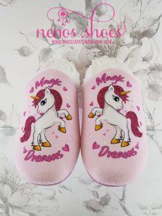 Zapatillas casa Garzón unicornio