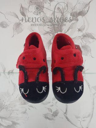 zapatillas casa Victoria animales