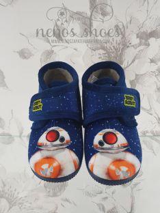 Zapatillas Vulca-Bicha robot