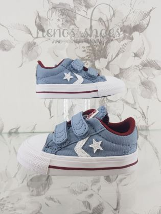 Converse star player jeans