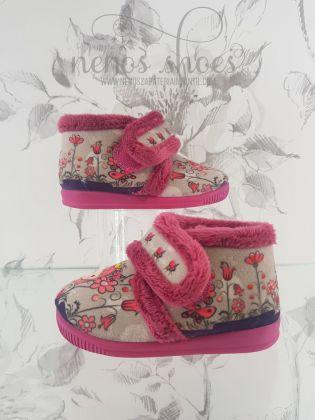 Zapatillas Vulca-Bicha princesa