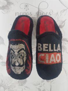 Zapatillas Vulca-Bicha bella ciao