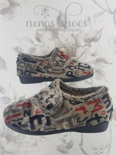 Zapatillas Vulca-Bicha letras