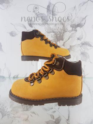 Botita Gulliver amarillo
