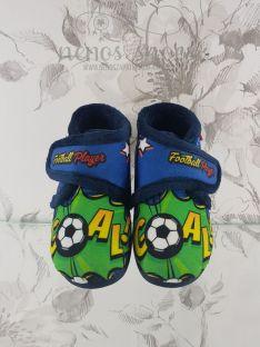 Zapatillas casa Garzón fútbol