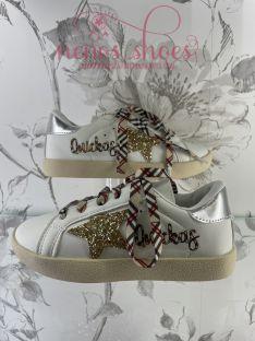 Zapatillas Quickas glitter