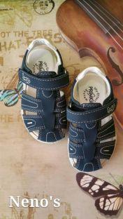 Sandalia primigi niño azul