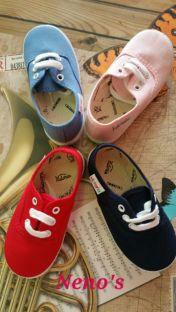 Zapatillas Victoria inglesa